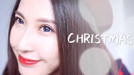 圣诞妆容丨2016