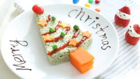 宝宝辅食微课堂 第一季 发糕圣诞树 234