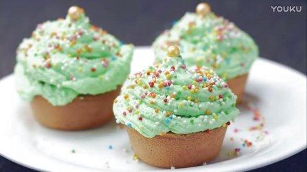 圣诞节「马芬蛋糕」,圣诞节必做甜品