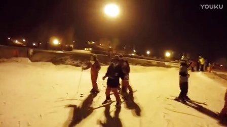 2016平安夜滑雪