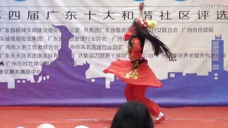 罗蔼琳-唐芸舞苑-独舞《少女的春天》