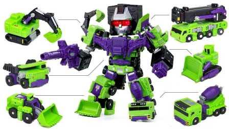 玩具 建设一个大型的机器人 生玩具套 2017 新玩具 我的世界玩具 玩具车 小汽车玩具游戏 Transformers