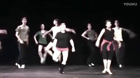 Highland Dancers- Practice