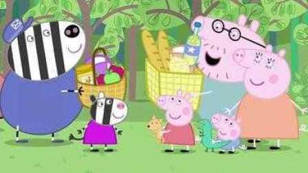 粉红猪小妹  之 猪猪对扣