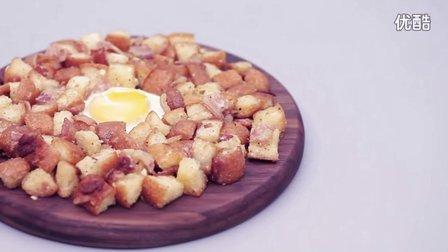 活力能量早餐:吐司聚能蛋