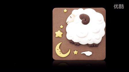 莫夫教室-十二星座创意蛋糕之白羊座
