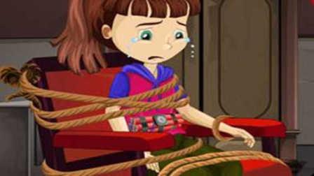 解救被绑架少女 芭比 小公主苏菲亚 筱白解说