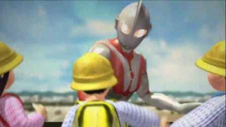 【奥特曼格斗进化2  娱乐解说 小V】第一期 怪兽殿下 哥莫拉袭来!大阪城危机!