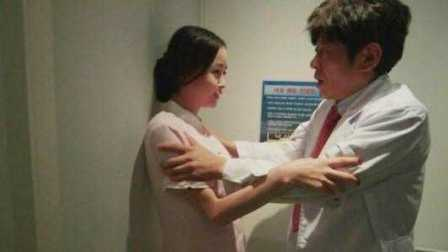 韩国电影《不眠之夜》年轻夫妻,楼梯间激情