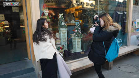 【CamLogic 相机逻辑】SONY 索尼 FE50mm F1.8镜头评测