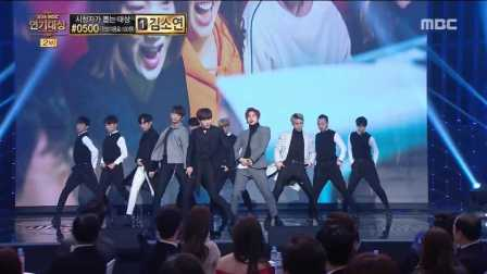 161230 B1A4_MBC演技大赏现场版《是谎言啊》