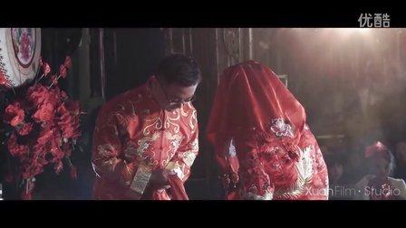 XuanFilm 中式婚礼预告片11.26(太原婚礼跟拍 太原婚礼微电影)