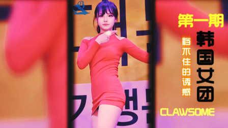 【韩国女团_1】舞动的红色妖精【Clawsome】