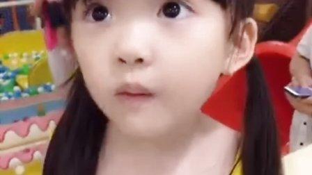 好可爱的小女孩[转载]