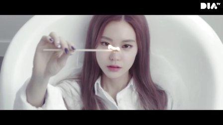 [Heizle_嘿小猫] BLACK PINK 玩火MV之JENNIE仿妆_DIATV