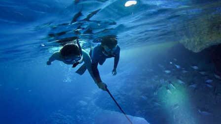 塞班极限蓝洞探险 潜水家无法拒绝的死亡诱惑 10