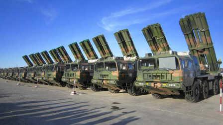 中国神鹰400火箭炮是世界最强的火箭炮,没有之一!