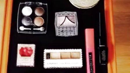 整理你的化妆用品!磁铁化妆品调色盘制作方法