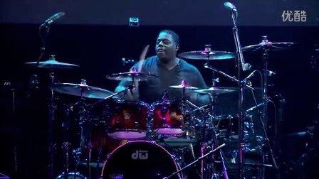 [尬鼓社] 小红胖子 鼓手 Aaron Spears Drum off 火爆现场