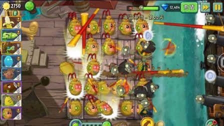 植物大战僵尸2国际版之    猕猴桃大乱斗