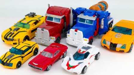 的变形金刚机器人玩具 救援机器人 玩具机器人 Transformers Toys High Tide