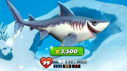 【肉搏快乐】饥饿鲨鱼世界 02鼠鲨S