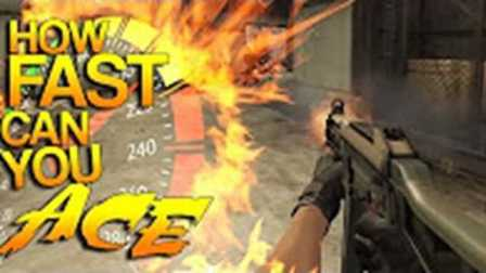 CSGO精彩视频:超快Aces! #23
