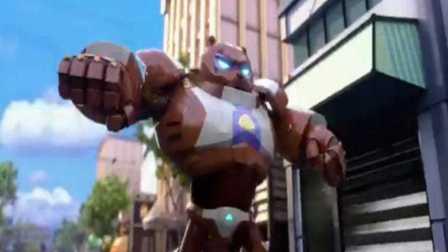 猪猪侠4之英雄猪少年奇幻喜剧动画电影