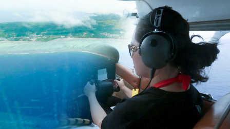 塞班岛自驾飞行的另类体验 12