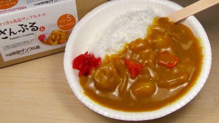 日式咖喱饭-仿真日本食玩-仿真食物 158