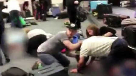 突发!美国机场爆发枪击案,枪手系美国国民警卫队队员!