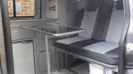 日产NV200改装露营房车过程全纪录,设计和改装过程极具参考价值