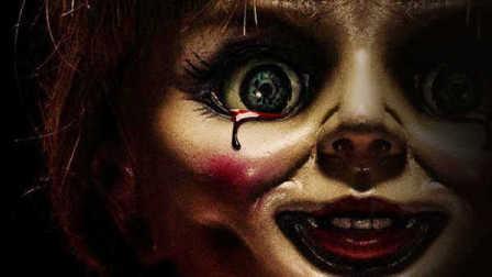 恐怖电影《安娜贝尔》五分钟看完:长得丑不是错,粗来吓人就不对了!