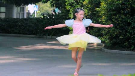 儿童舞蹈《踏浪》快乐宝贝