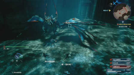 PS4 最终幻想15 大帝解说 第38期 抓萤火虫 巫妖 黑布丁 冥府的神兽