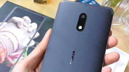 【嗨科技】金属机身安卓7.0:诺基亚Nokia 6上手体验