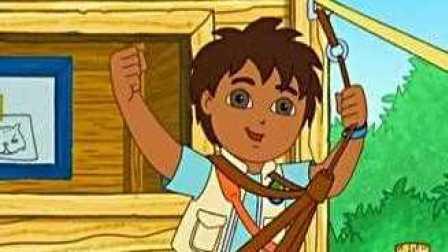 朵拉历险记全集高清 爱探险的朵拉 迭戈雨林大冒险