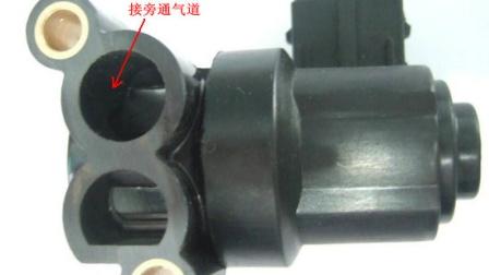 电控发动机进气系统02-电磁阀和旋转阀式怠速控制阀及占空比