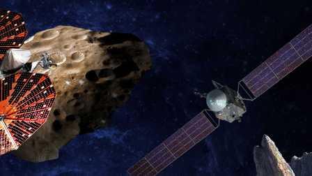 全新项目探索太阳系奥秘 82