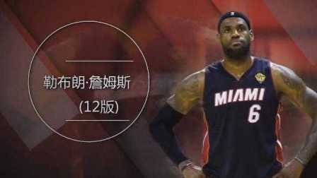 NBA2KOL大P球星汇 勒布朗-詹姆斯(12版)