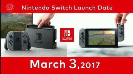 2017 Nintendo Switch 发布会全程 中文字幕【ACG字幕组】