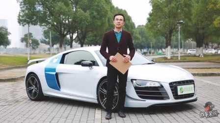 试驾奥迪R8中国专享型