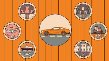 全国只有五座城市比丰田更赚钱 3分钟科普车企生意经 01