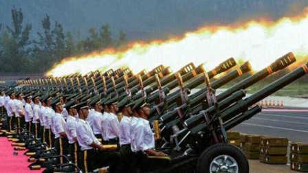 美媒称中国战时潜力巨大 只有美国可以相比