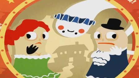 【小熙解说】闹鬼的房子 模拟一个鬼钻进各种奇葩道具里用特技吓走愚蠢的人类们!