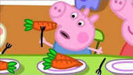 小不点的玩具 2017 小猪佩奇变身怪物 粉红猪小妹吃雪糕 111 小猪佩奇变身小怪物