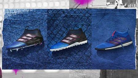 阿迪达斯发布全新Blue Blast系列战靴