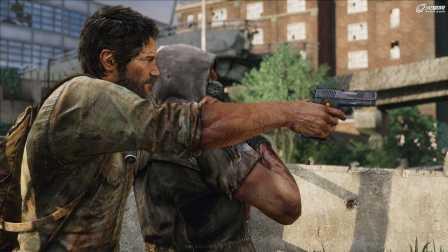 【123天地爱BOSS】【PS4游戏最后的生还者】【08】