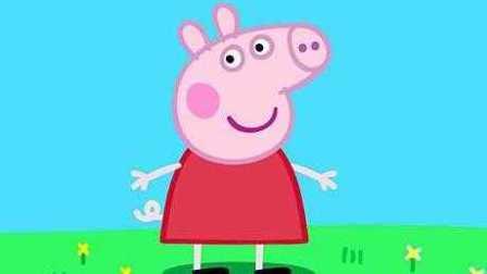 儿童简笔画教程儿童学画画儿童绘画粉红猪小妹佩奇小猪【小卡手工课】