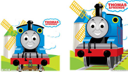 托马斯开火车冒险记丨托马斯和他的朋友们丨托马斯蛋糕丨托马斯小火车图片大全